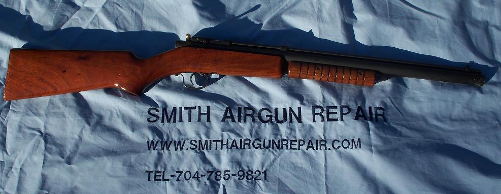 Smith Airgun Repair - Restored Airguns